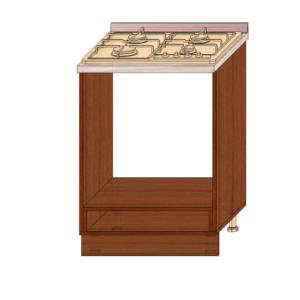 Духовка Кухонные модули под столешницу