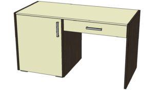 Стол с фригобаром СФ-130-ТММ