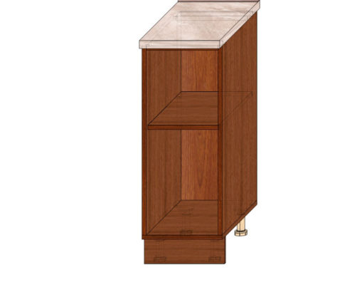 Кухонные модули под столешницу