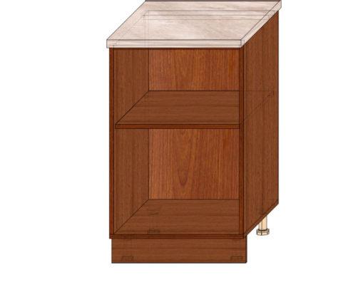 Кухонные модули под столешницу тумба