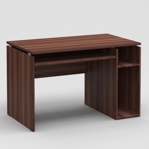 Мебель для персонала серия Канцлер Стол компьютерный СКЛ-03-ТММ