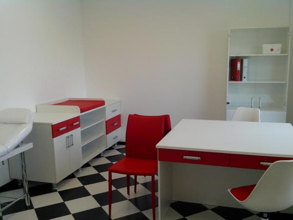 пеленальный стол кабинет педиатра Москва