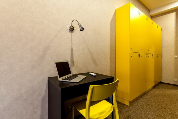 интернет-кафе в хостеле