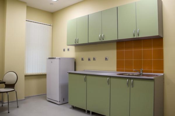 кухня для хостела