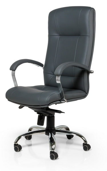 кресло офисное пунто хром, офисные кресла
