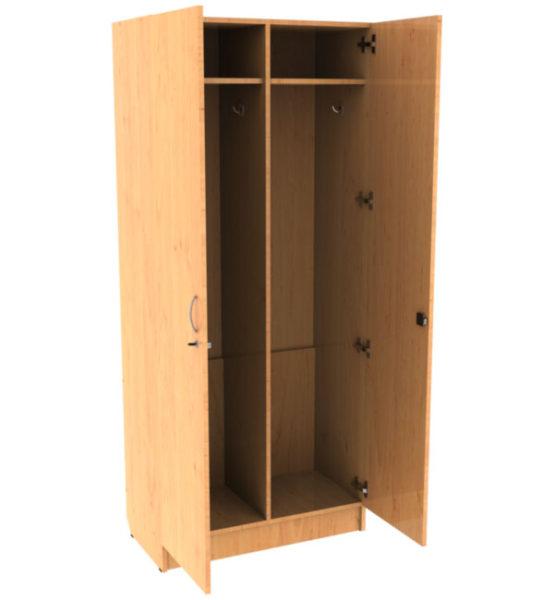шкаф для спецодежды армейская мебель