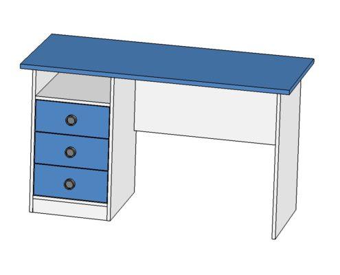 стол для детской комнаты 1400х600х750