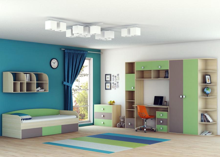 детская мебель Калейдоскоп ТММ