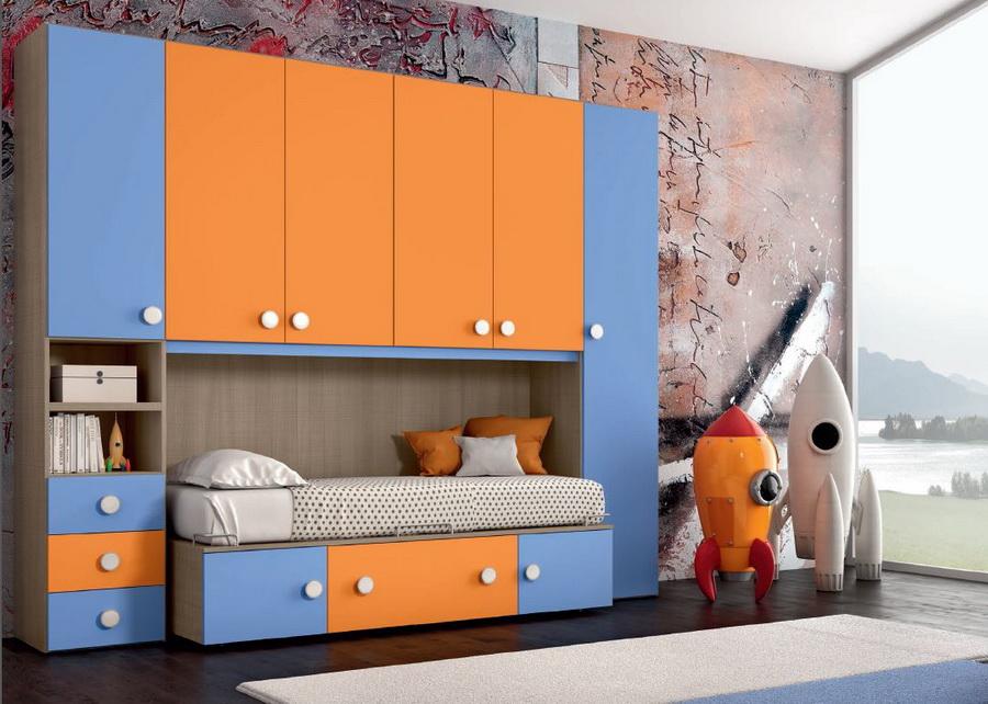 мебель для детской Мадагаскар