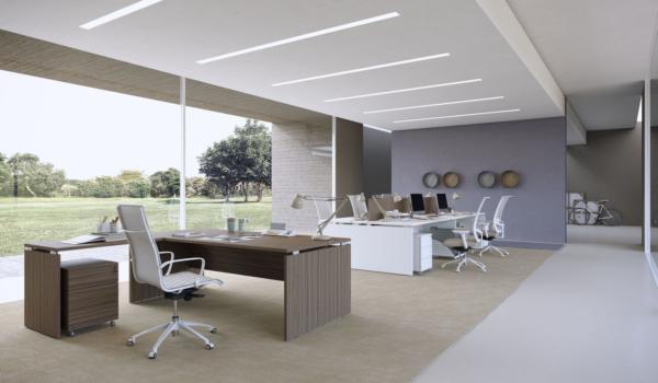 Мебель для офиса серия Канцлер